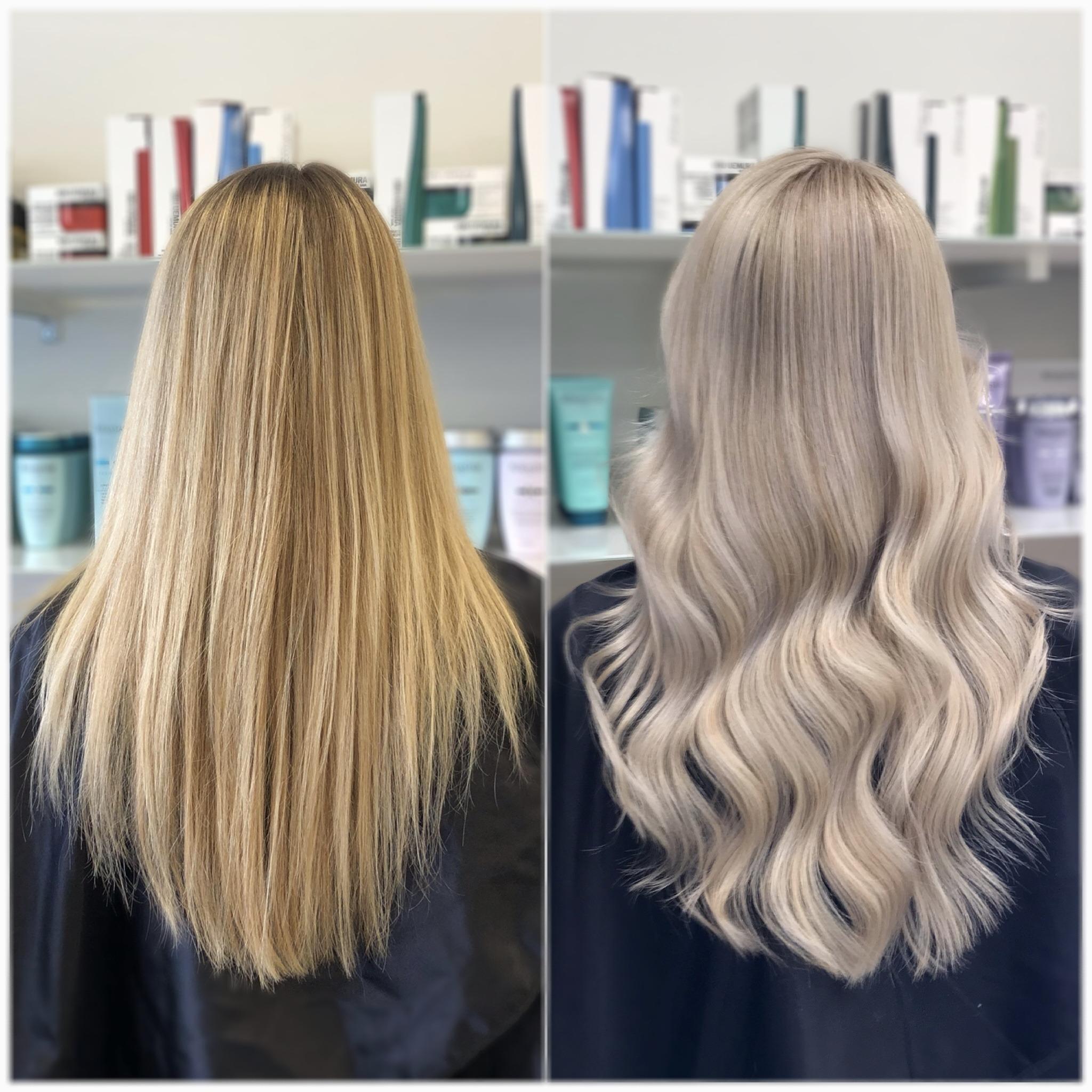 slingor highlights blond