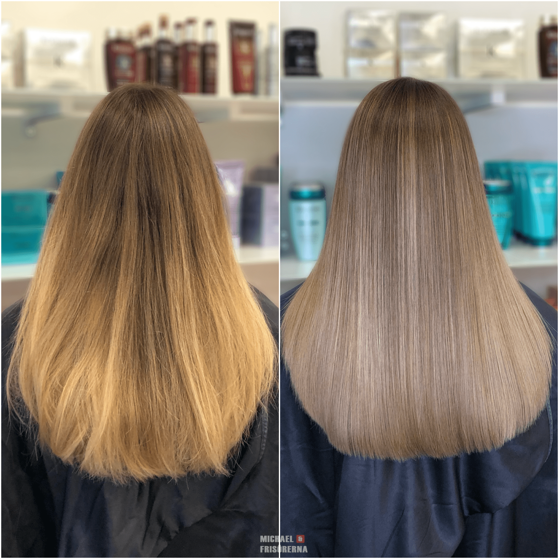 Balayage ghd ombre