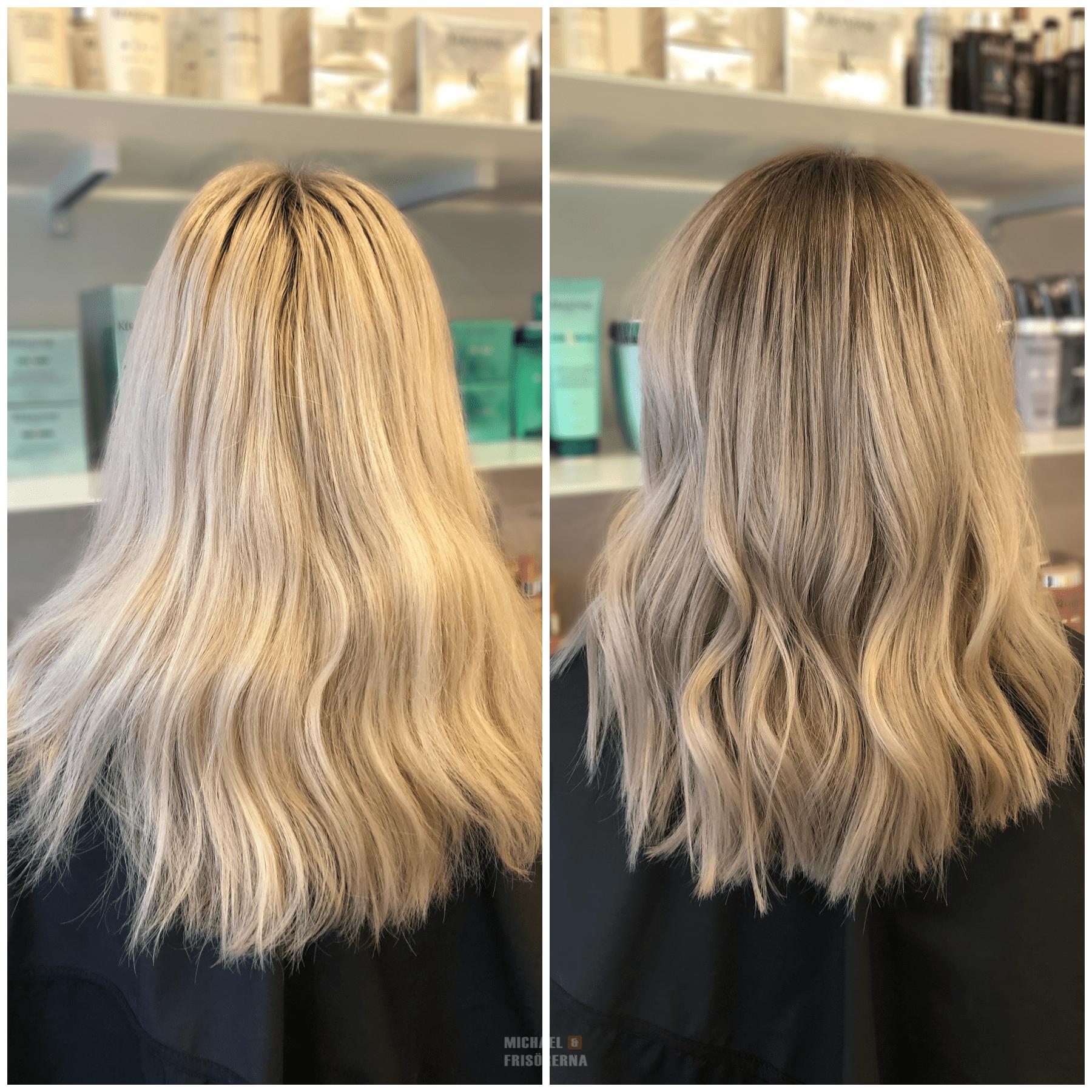 balayage haircolor ombre