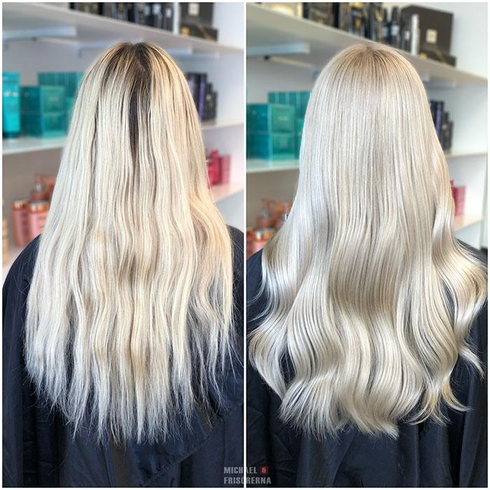 blond kerastase loreal